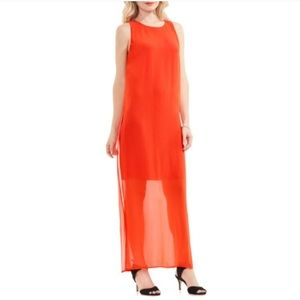 NWT Vince Camuto Havana brights maxi dress